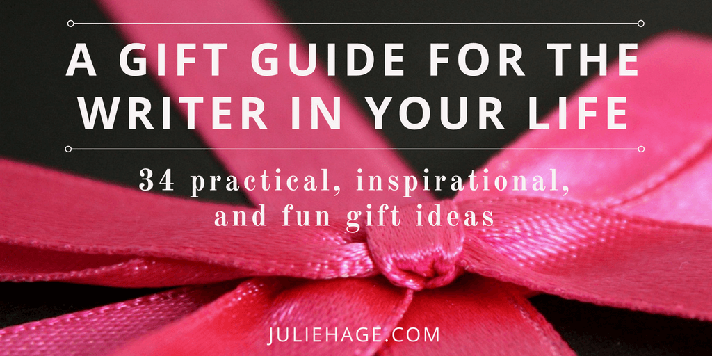 The Perfect Gift Guide for Writers